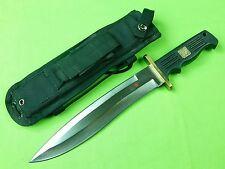 AL MAR Quest Pathfinder Limited Edition 166/200 Bowie Fighting Knife & Sheath