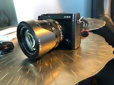 Fujifilm X-E3 24.3 MP Mirrorless Digital Camera (Kit with 18-55mm Lens)