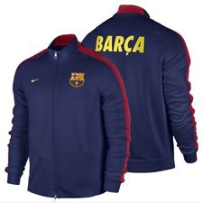 "CHAQUETA MESSI / JACKET F.C BARCELONA / 100% Nike New with tags !  "" TRIPLETE """