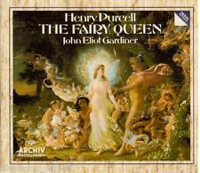 Purcell: The Fairy Queen / John Eliot Gardiner, Wilcock, Goodman - CD Archiv