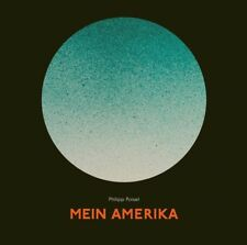 PHILIPP POISEL - MEIN AMERIKA (CD DIGIPAK)   CD NEU
