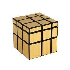 ShengShou Gold 3x3x3 Mirror Profiled Magic Cube Puzzles Speed Twist Toys