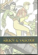 Complete Airboy & Valkyrie Hard Cover Book GOLDEN AGE REPRINTS