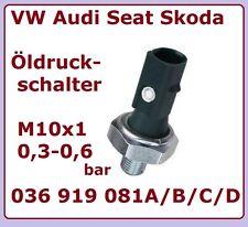 La pressione dell'olio Interruttore Audi a1 (8x1, 8xf), AUDIA 2 (8z0) AUDI a3 8p1, vedere elenco sottostante
