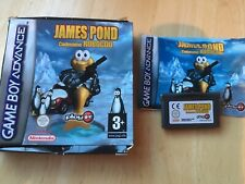 James Pond Robocod Gameboy Advance Game! Look In The Shop!