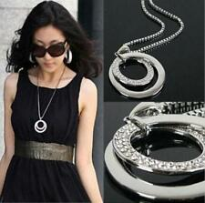 Unbranded Crystal Chain Fashion Necklaces & Pendants