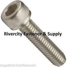 (1) M10-1.5x25mm Socket / Allen Head Cap Screw Stainless Steel  M10 x 25 mm