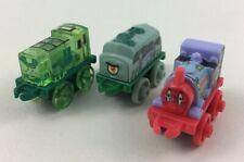 "Mini Thomas and Friends Spongebob Sqaurepants Toys 3pc Lot 2"" Miniature Mattel"