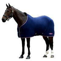 Saxon Element Polar Fleece Standard Neck Cooler with Twin Cross Surcingles