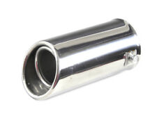 Exhaust Tailpipe Tail Pipe Rear Muffler End Trim Fits Straight tailpipe 35-65mm