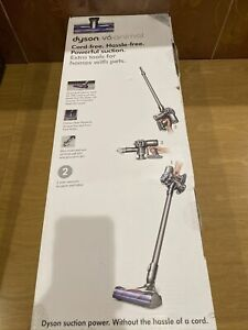 Dyson V6 Animal - Purple - Handheld Cleaner New In Opened Box