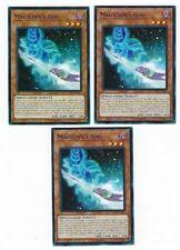 3X Magician's Rod -Common- -LEDD-ENA05- Yugioh Legendary Dragon Decks