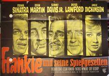 FRANKIE UND SEINE SPIESSGESELLEN Plakat Poster A0 FRANK SINATRA  OCEAN´S ELEVEN