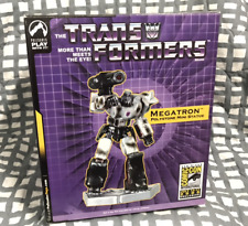 "Transformers SDCC Megatron 6"" Polystone Statue Palisades Artist Proof G1 AP #90"