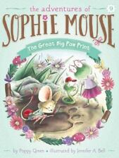 New listing The Adventures of Sophie Mouse Ser.: The Great Big Paw Print by Poppy Green.