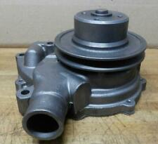 """Clark Forklift Continental engines NEW water pump TM27K6102 5-1/2"""" pulley"""