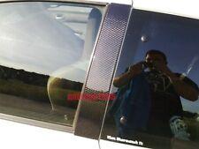 PEUGEOT 206 3D Hatchback Carbon Pillar Panel Covers 98+
