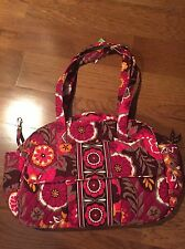 VERA BRADLEY VINTAGE RETIRED CARNABY DIAPER BABY OR TRAVEL BAG NEW WITH TAGS
