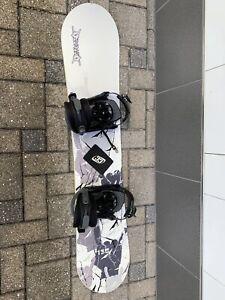 Snowboard STUNT 130cm Gebraucht