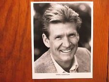 DENNIS ROBERTSON (General Hospital/And When She Was Bad)Signed 8X10 B & W Photo