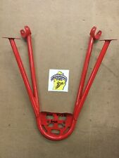 2010 Polaris Pro-Ride Rush 600 Seat Support Red P/N 1017355-293