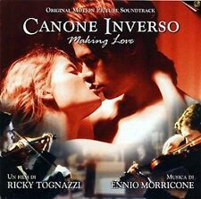 Ennio Morricone: Canone Inverso (New/Sealed CD)