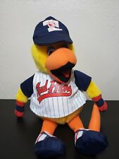 TOLEDO MUD HENS Plush Detroit Tigers Minor League Muddy Mascot Doll #53 Toy