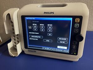 Philips SureSigns VS4 Vital Signs Patient Monitor REF 863283