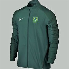 $250 Nike Men's Flex Team Brazil Jacket, Green, Size L.