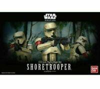 Bandai Hobby Star Wars Shoretrooper 1/12 Scale Model Kit Action Figure