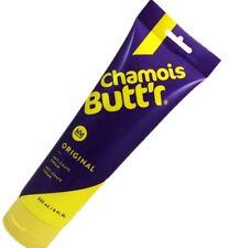 Chamois Butt'r Original Skin Anti-Chafe Cream 8oz.Tube Bike Shorts Butter Buttr