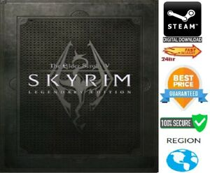 Skyrim Legendary Edition PC Steam GLOBAL 100% SECURE **FAST DELIVERY**