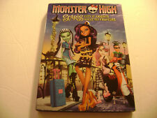Monster High: Scaris City of Frights / With Slipcover (DVD, 2015) Universal