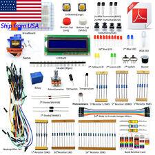 Adeept New Project 1602 LCD Starter Kit For Arduino UNO R3 Mega 2560 Servo PDF