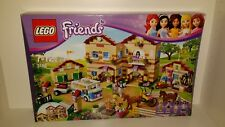 Lego Friends Summer Riding Camp 3185 Brand New Factory Sealed Free Shipping