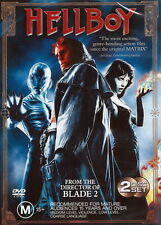 Hellboy- Action / Adventure - (2 Disc Set) - NEW DVD