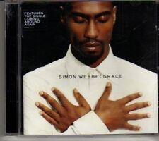 (DG973) Simon Webbe, Grace - 2006 CD