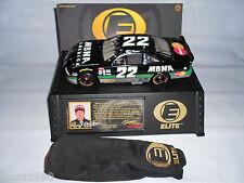 Ward Burton 1997 # 22 Pontiac Grand Prix Mbna Rcca Elite Ltd 669/800 1:24 Mib