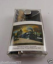 Larry Grossman Train print Micro fiber cleaning cloth kit smartphone glasses