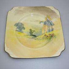 "Royal Doulton Series Ware ""PIPES OF PAN "" Pattern""  Plate"