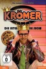 "KURT KRÖMER ""DIE INTERNATIONALE SHOW 4. STAFFEL"" 3 DVD"
