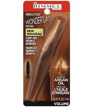 Rimmel Wonder'Lash Mascara with Argan Oil, extreme black - 0.37 fl oz tube