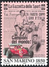 San Marino 1996 Sports Newspaper/Football/GP/F1/Cycling//Bikes/Ferrari 1v n43364