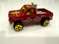 Vintage Hot wheels Redline 1977 Pickup Truck Authentic Rare Collectable Treasure