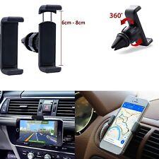 Handy Halterung Auto Lüftung Gitter 360° Halter Telefon Apple Samsung Sony HTC