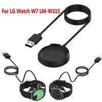 Pour LG W7 LM-W315 Smart Watch Charger Chargeur Câble Station de Chargement 1M