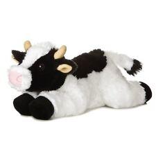 """Aurora World Flopsie Plush Toy Animal - 12"""" (Maybell- Cow)"""