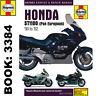 Honda ST1100 Pan European V-Fours 1990-2002 Haynes Workshop Manual