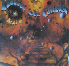 MURDER IN THE CATHEDRAL afraid of LP NEU OVP/Sealed