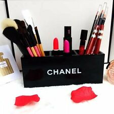 Chanel VIP Gift Cosmetic Make Up Box Brush Holder lipsticks/eyeliners Holder
